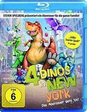 We're Back! A Dinosaur's Story (1993) (Blu-Ray) John Goodman, Blaze Berdahl NEW