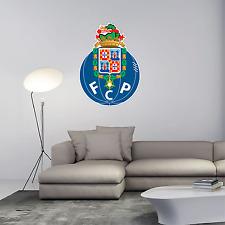 "FC Porto Portugal Football Soccer Wall Decor Sticker Decal 20""X25"""