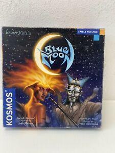 Blue Moon von Kosmos Kartenspiel Gesellschafts Brett Familien + Promo Karte