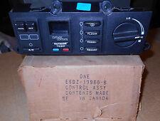 86 87 Ford Taurus 86 87 Mercury Sable AC / Heater Control NOS E6DZ-19980-B