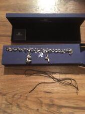 Swarovski SCS Panda Charm Bracelet 2008 930685
