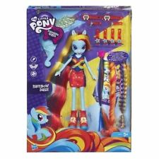 HASBRO poupée Equestria Girls RAINBOW DASH A5044 My little pony NEUVE