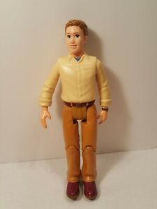 "Loving Family Mattel 2006 Dollhouse Man Father Dad 6"" Figure"
