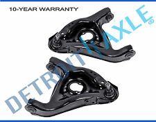 Both (2) New Front Lower Control Arms w/Ball Joints for Chevy Blazer S10 - 2WD