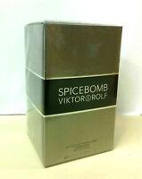 VIKTOR & ROLF SPICEBOMB for Men 90ML EDT Fragrance Spray 100% ORIGINAL - SEALED*