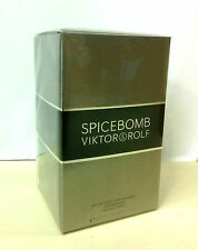 VIKTOR & ROLF SPICEBOMB for Men 90ML EDT Fragrance Spray 100% ORIGINAL - SEALED*