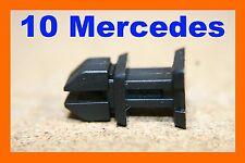 10 Mercedes Benz Arranque Tronco ajuste empuje los sujetadores Remache Clip