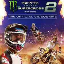 Monster Energy Supercross - The Official Videogame 2 Region Free PC KEY (Steam)