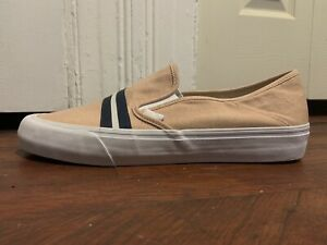 Vans Slip-On Sf (The General) brown men's size 11. Flex price. Fast shipper!!