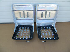 New pair of early style bucket seats FITS MERCEDES 190sl w121 190SLR