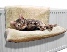 Cat & Dog Radiator Bed Puppy Kitten Pet Cradle Fleece Warm Cosy Bed Hammock New
