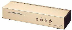 Luxman Lux Rca Line Selector 4 Lines As-44 from Japan