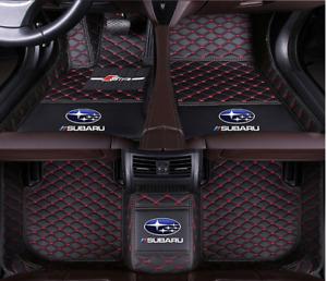 Subaru-BRZ-Crosstrek-Forester-Impreza-Legacy-Outback-WRX-XVcar mats2001-2021