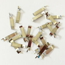 50Pcs  Metal Y Contacts For Motorola GP300 GP88