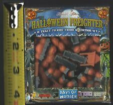 Rare  Ticket to Ride Trains  Halloween Freighter - Out of print Sealed NEW