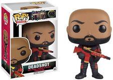 Suicide Squad - Deadshot (No Mask) Funko Pop! Movies Toy