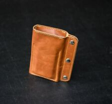 Watch roll, Leather watch roll, holder leather roll, watch pouch, watch storage