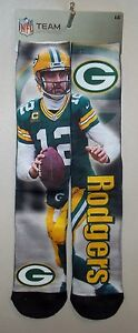 Green Bay Packers Aaron Rodgers Socks