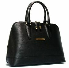 Cristiano Pompeo Italy handbag bag purse style alma leather epi all black gold