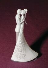 Gina Freehill Bride & Groom First Dance Cake Topper NIB