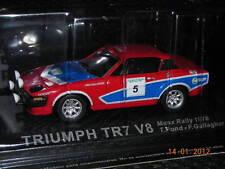 Triumph TR7 V8 du Manx rallye de 1978
