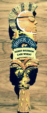 """Shock Top Honey Bourbon 8.0"""" Tap Knob Marker New in Box Free Shipping in USA"""