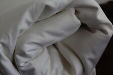 Company Store Twin Duvet Comforter Cover Cotton Bamboo White Company Store 1