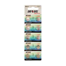 100 PILES  AG13/LR44/A76/GP76/GP86A/357/SR44W/ ALCALINES G13-A D303 L1154 L1154F