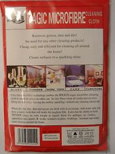 Rigg's MAGIC MICROFIBRE Cleaning Cloth glass window car furniture cleaning cloth