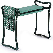Abco Tech Garden Kneeler And Seat Protects Your Knees Clothes From Dirt Grass