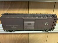 ✅PRO WEATHERED ATLAS O PENNSYLVANIA 40' BOXCAR! O SCALE PRR RAILROAD TRAIN PS-1