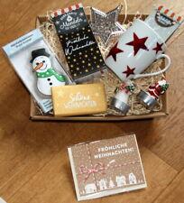 Weihnachten Geschenke Geschenkkorb Stern Weihnachtsgeschenke 2019 Geschenke Sets