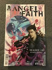 Angel and Faith #1 Vf/Nm Btvs Season 10