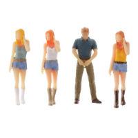 1/64 Homme Simulation Figurines Modèles Miniatures Cadeaux Bricolage pour