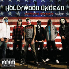 Hollywood Undead Desperate Measures CD NEW
