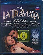 Verdi La Traviata Bluray Blu-ray Renee Fleming Rolando Villazon Bruson Conlon