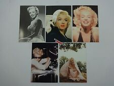 Lot of 5 Marilyn Monroe Collector Postcard for Classico San Francisco  Lot-06
