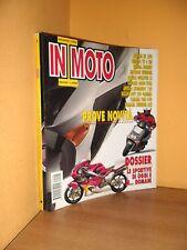 In Moto - n° 5 - Maggio 1996 - Aprilia RS 250/Honda Hornet/Aprilia Leonardo 125