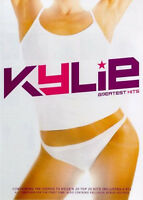 KYLIE MINOGUE GREATEST HITS DVD Deeley Russell Thomas UK Release New Sealed R2