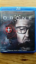Drone (Blu-ray Disc, 2017) Former Rental Great Condition