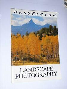 Hasselblad Landscape Photography Brochure