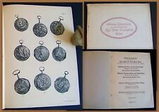 Auktionskatalog Uhrensammlung Nachlass Kgl. Rat Rosenfeld Wien 1910 Taschenuhren