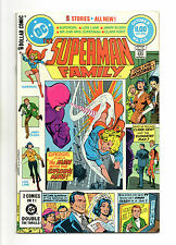 Superman Family Vol 1 No 211 Oct 1981 (VFN+)52 Page Dollar Comic,All New Stories