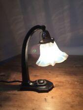 Glass Original Edwardian Antique Lamps