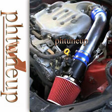 BLUE RED fit 2003-2006 INFINITI FX35 G35 3.5 3.5L V6 AIR INTAKE KIT SYSTEMS