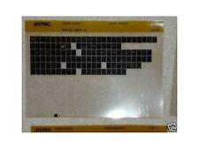 Hypac C810A-C812A Compactor Parts Manual Microfiche