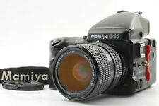 [Exc+++++] Mamiya 645 Pro TL w/ 55-110mm + AE Finder +120 Film Back Japan #1446