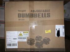 50lb Adjustable dumbbells set (2x25lb) Yes4All Cast Iron dumbbell