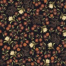 Melba Metallic ~The Textile Pantry ~TTP0003M-07 ~ 1/2 Yard~ 100% Cotton~