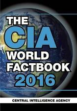 The CIA World Factbook 2016, Intelligence Agency, Central